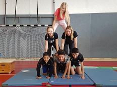 Akrobatik 7 2©Oberschule Mittelweser