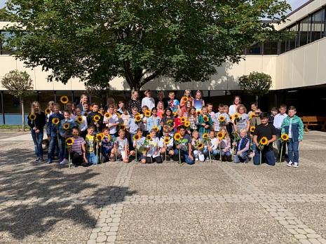 Einschulung 2019©Oberschule Mittelweser