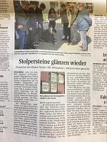 Stolpersteine Harke